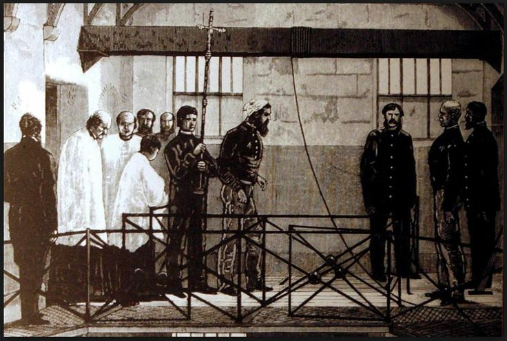Hanging Of Ned Kelly