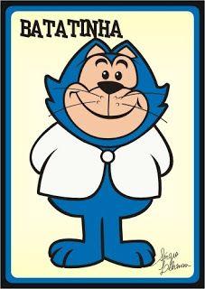 Hanna Barbera World: Abril 2010 - BATATINHA