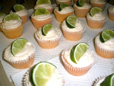 Cupcakes | Kayla Bakes | Pinterest | Strawberry Margarita Cupcakes ...