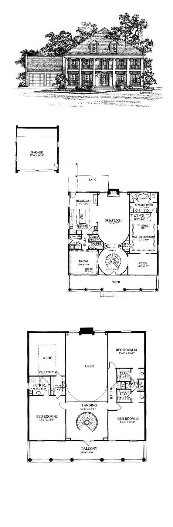 Best 25 Plantation Floor Plans Ideas On Pinterest House