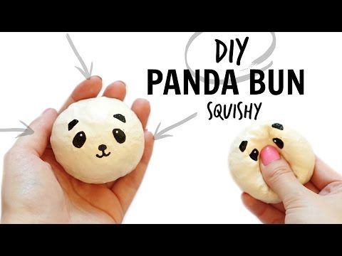 How Squishy Buns Are Made : 60 best images about Squishy Toys & DIY Tutorials on Pinterest Rilakkuma, Miniature and Homemade