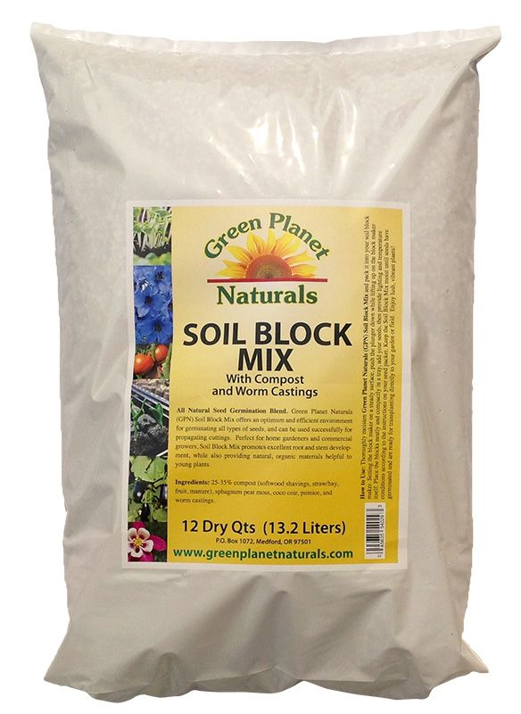 17 best images about soil block how to 39 s on pinterest for Organic compost soil