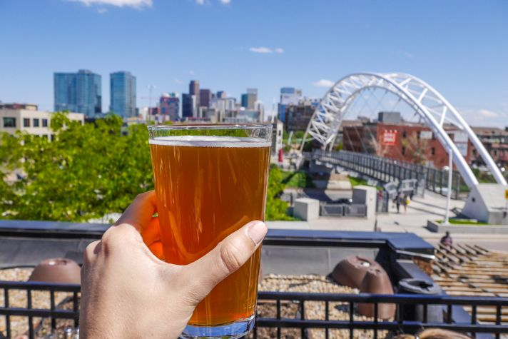 It's a dangerous business, visiting Denver, Colorado—because even one weekend in this hip and modern city might just convince you to stay.  Denver's Downtown area offers a plethora of brewpubs, rooftop bars, organic restaurants and world-class galleries and museums to