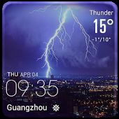 Widget for Samsung Galaxy