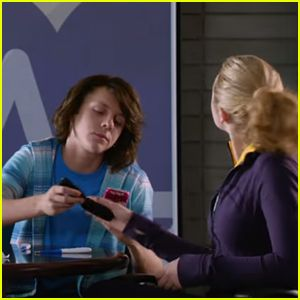 Peyton List & Jacob Bertrand Magically Switch Bodies In 'The…