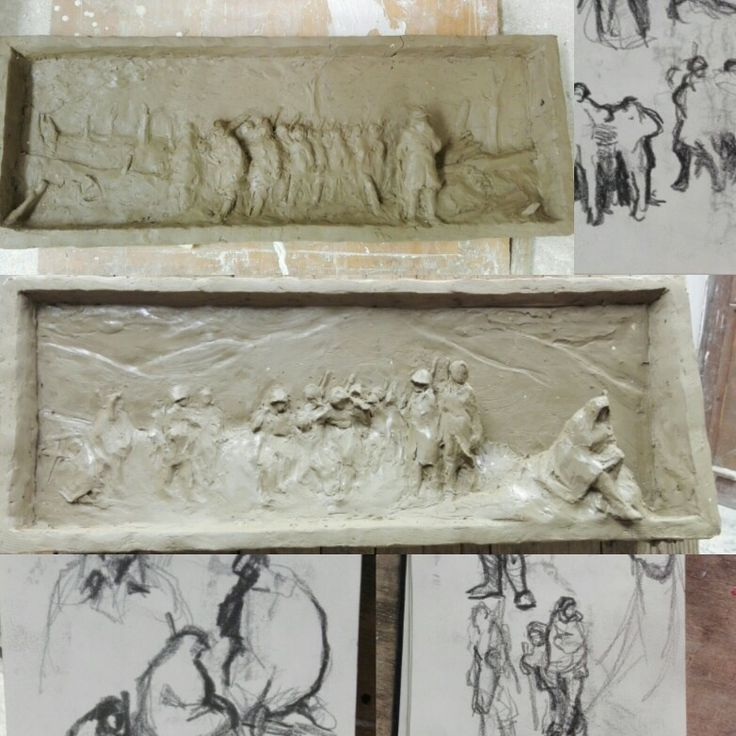 """First #sketches for #reliefs of #czechoslovakian #heroes #history an #honor for all the """"#random """" people which were heroes and they are...for the #memory  -#clay #drawnings #sketchbook"""