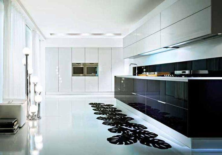 10 Desain Dapur Mewah Terbaru 2016