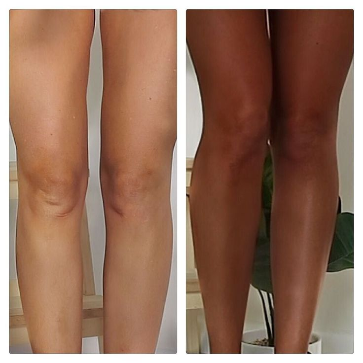 Before and after from my tanning routine video... Check it out using the @minetanbodyskin Bronze Babe personal spray tanning kit click the link in my profile now to watch  #legs #tan #tanning #bronze #bronzedgoddess #faketan #selftan by ozbeautyexpert
