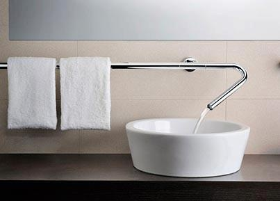ultra modern bathroom faucets. Canali Modular Bathroom Faucet Can Double As Both A Towel Rack And With Elegant Simply Design Ultra Modern Faucets T