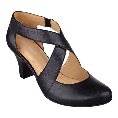 Wide Fit Comfy Shoes