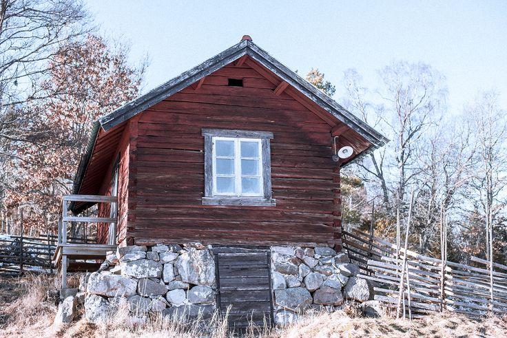 Sweden Tyresta National Park