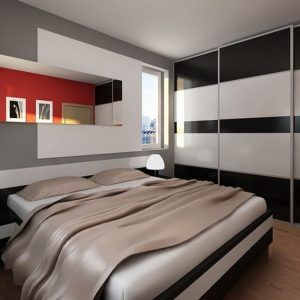 Modern Bedroom Designs Small Space