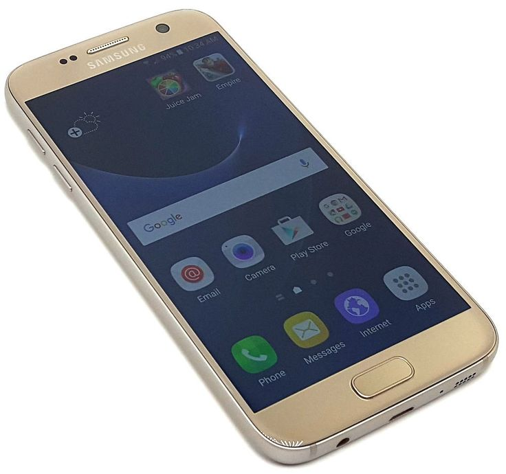 Us Cellular Samsung Galaxy S7 Gold 32GB Clean ESN Smartphone Android Phone #9329 #Samsung #Smartphone