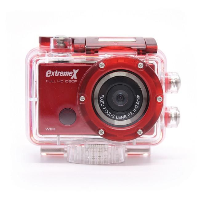 MiGear ExtremeX Full HD Wifi Action Camera