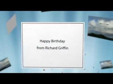 Happy Birthday Video Presentation Paul Povey! Weird or Funny Happy Birthday Ecard, Video Slideshow?
