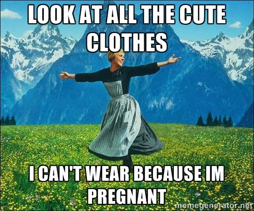 10 clothes shopping struggles ALL pregnant women will feel  - Cosmopolitan.co.uk