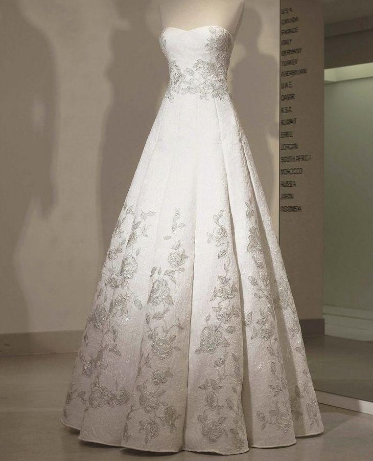 abed mahfouz bridal 2014 | fashion-forward is how we feel about Abed Mahfouz wedding dresses 2014 ...