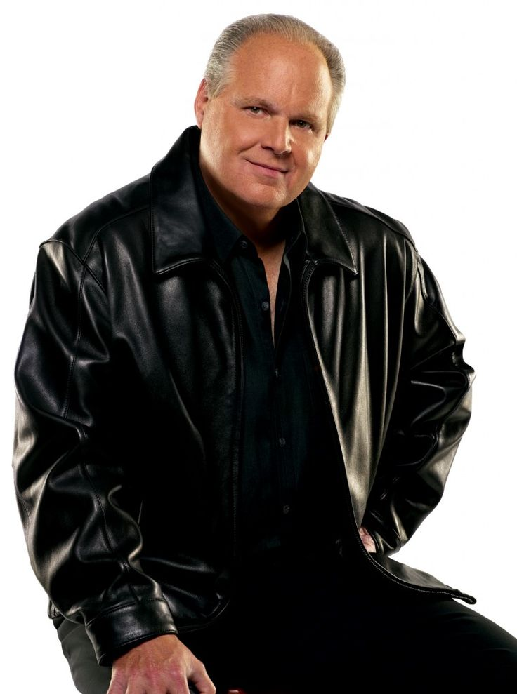 Rush Limbaugh:  Person of the Year, absolute best!! Love Rush and he is always right!