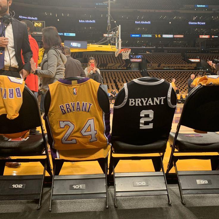 Kobe & Gigi Jersey in 2020 Kobe, Kobe bryant, Bryant