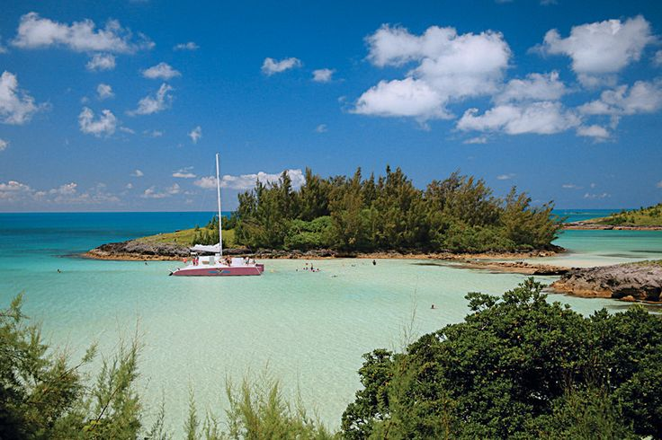 Bermuda Honeymoon Destination