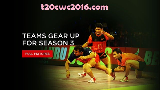 Watch Pro Kabaddi Live Streaming: One of the most fabulous sports of India is Kabaddi and it had only gained popularity after professional league like Pro Kabaddi League has started in India in 2014. 30 January is the date when you can start watching Pro Kabaddi 2016 live streaming on Star Gold, Star Sports and …