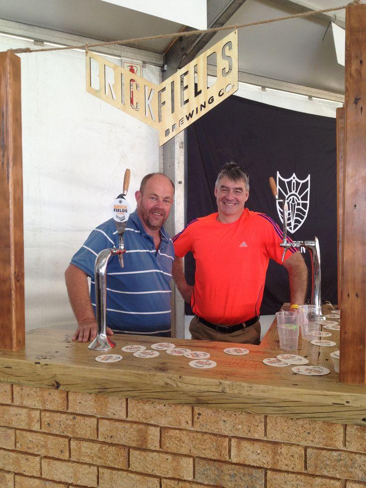 Brickfield Brewery Alan Melville Holger Meier Beer Book