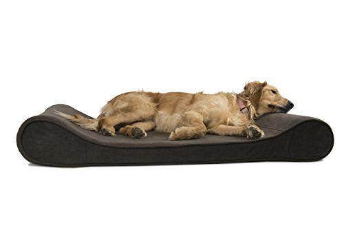Furhaven Pet Dog Bed Orthopedic Luxe Lounger Pet Bed For Dogs Cats Available In Multiple Colors Styles Orthopedic Dog Bed Dog Pet Beds Orthopedic Dog