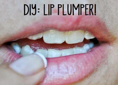 Younique by Kristen Morton: DIY: Lip Plumper