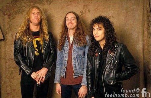 Cliff Burton's Last Photo & Concert With Metallica | FeelNumb.com