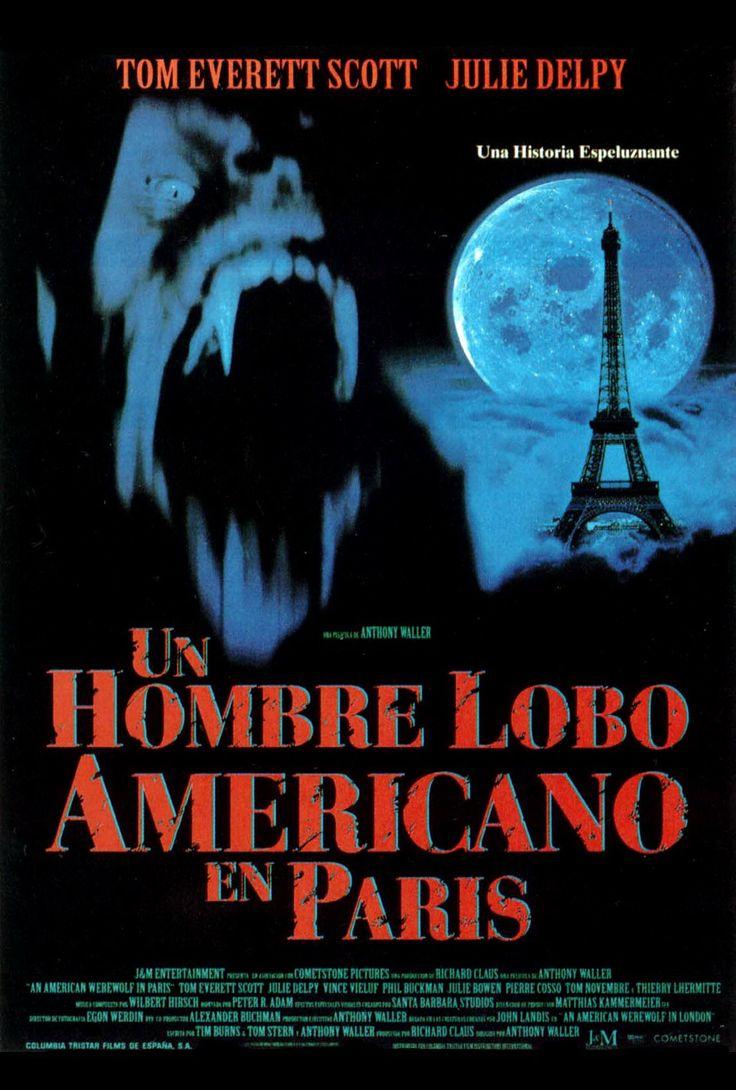 1997 / Un Hombre Lobo Americano en París - An American Werewolf in Paris
