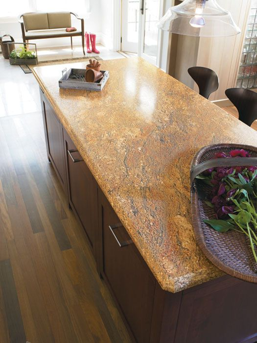 Yellow River Formica Countertop I Love This Remodel