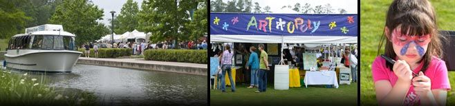 The Woodlands Waterway Arts Festival 2013 Artist Directory