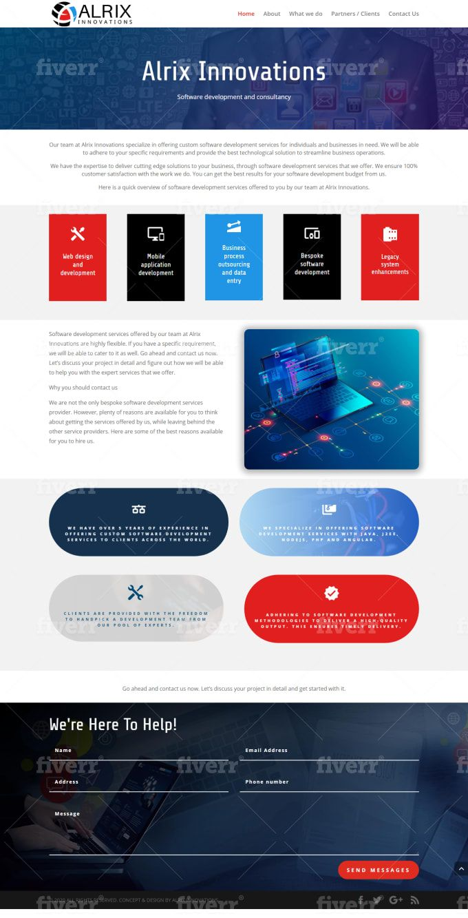 Chinhesh I Will Design Professional And Responsive Website In 24hrs For 120 On Fiverr Com In 2020 Design Website Design Web Design