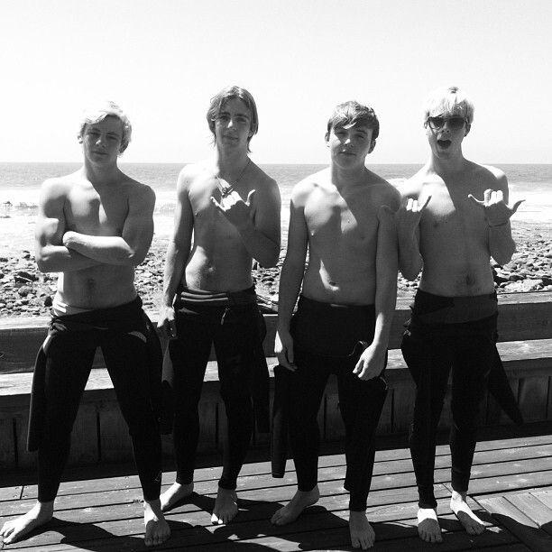 Ross, Rocky, Ryland & Riker Lynch