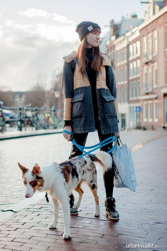 Dorien in Amsterdam - [ Street Style ] #fashion #streetfashion #streetstyle  See original post on www.urbanvisualist.com