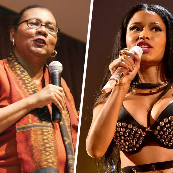 bell hooks Was Bored by 'Anaconda'