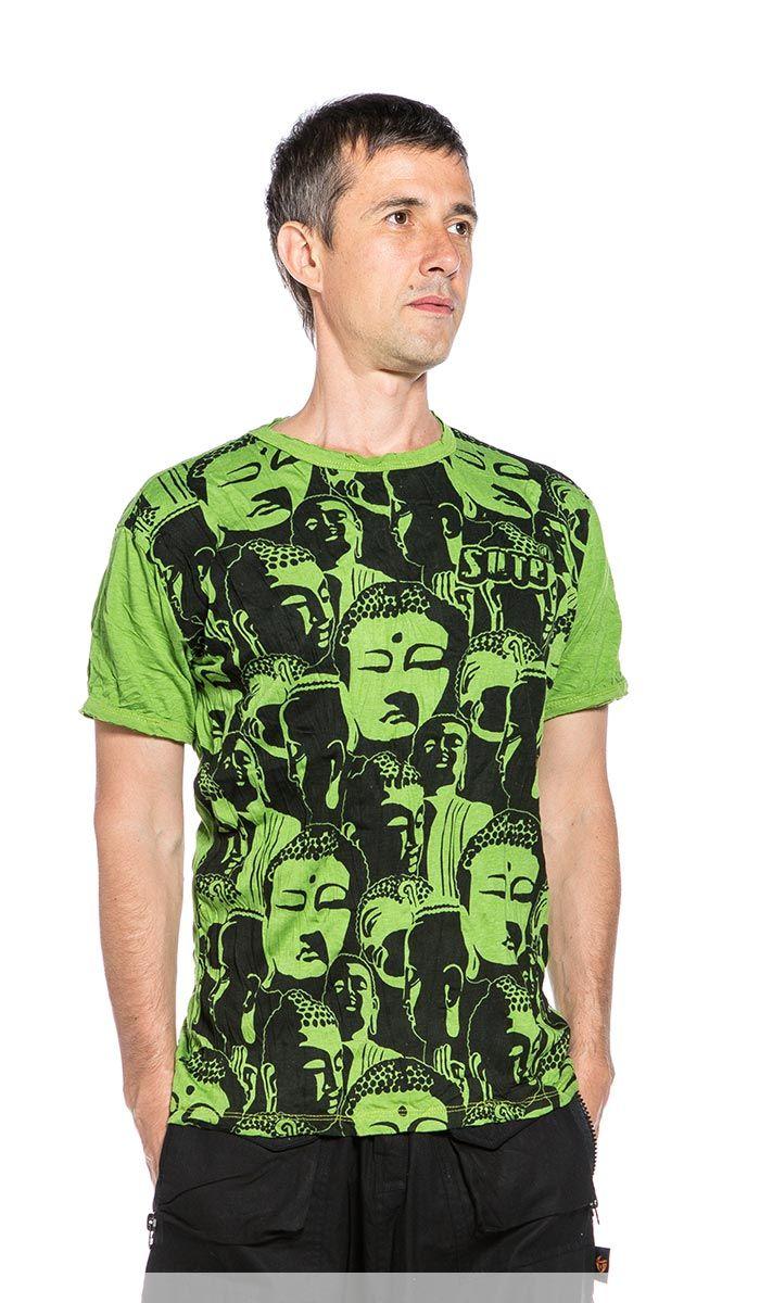 Мужская футболка Будда, этническая одежда, индийская одежда, Индия, shirt Buddha , ethnic clothing , Indian clothes , India. 1280 рублей