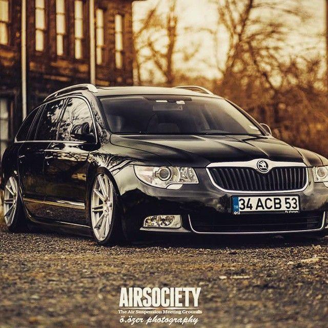 Škoda Superb AIR