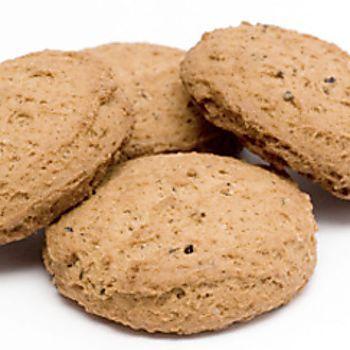 Dolci senza burro: biscotti light con cuore soffice di albicocca