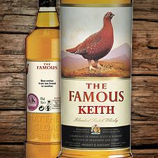 free famous grouse personalised label to create your free famous