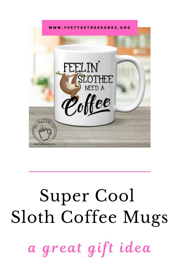 Awesome Sloth Gift Ideas