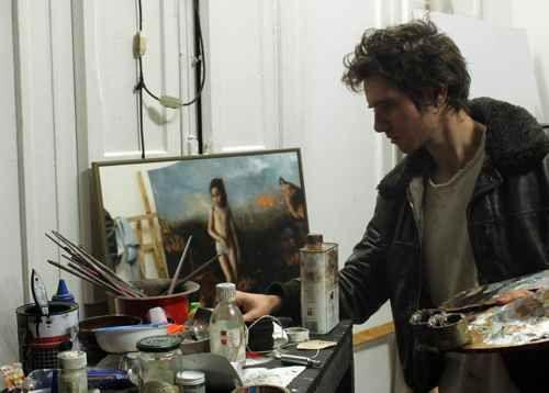 Guillermo Lorca : un peintre sud-américain à la croisée de la peinture baroque flamande et de l'animation japonaise
