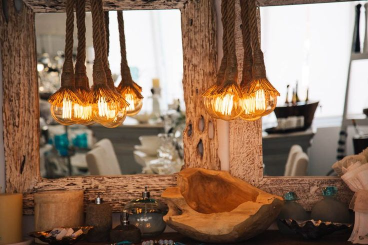 Rope Jute Light,Play with the light. This is our moto at Chora Art…