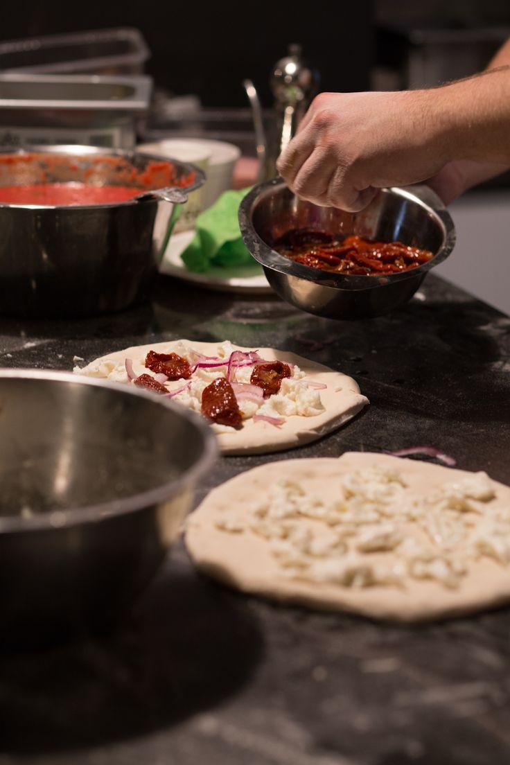 Pizza w NOLIO Autor: Anna Tomasik