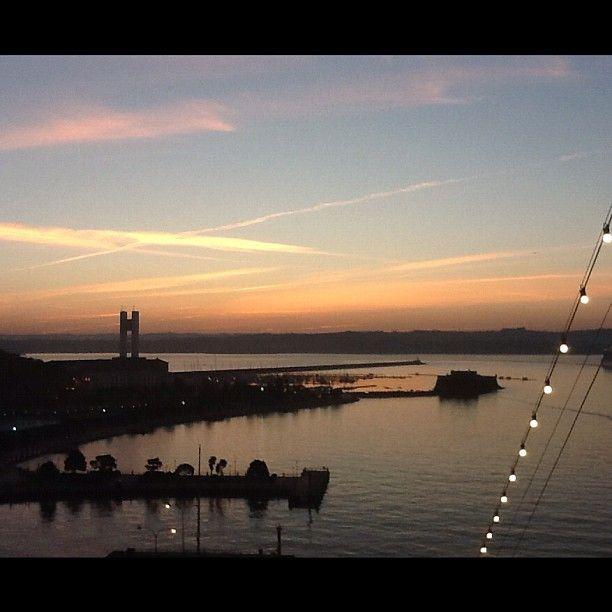 Porto de A Coruña in La Coruña, Galicia