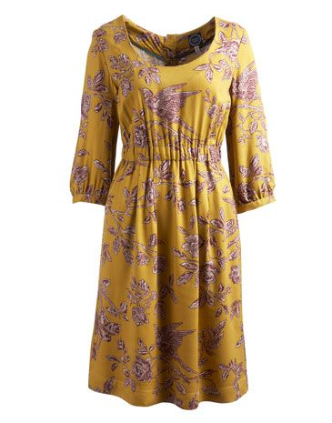 LEILA Womens Woven Dress #joules #christmas #wishlist