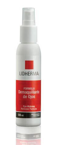 """Lidherma """" Desmaquillante de Ojos """""""
