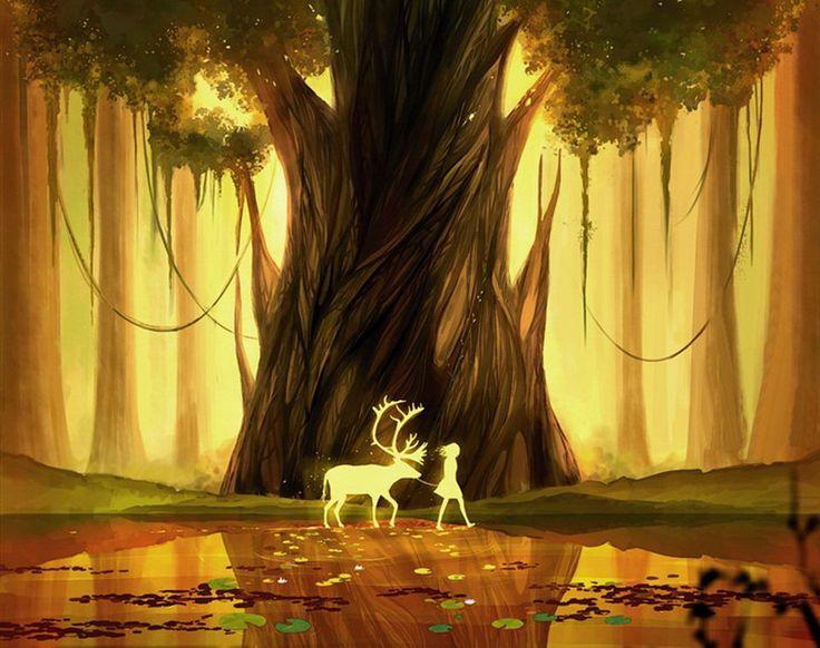 девушке в белом на лесной опушке - Поиск в Google