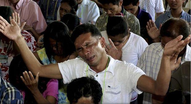 Gideões Canguçu/RS: Muçulmano foi na Igreja para Matar Pastor, mas se ...