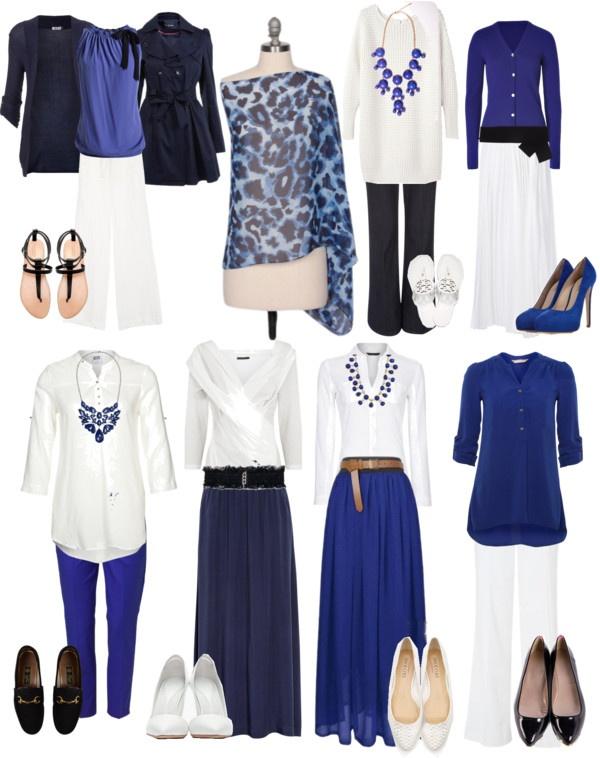 """Blue Lagoon Haute Hijab"" by dmwafa on Polyvore"